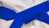 Blauwe band Krav Maga Gidon systeem