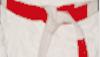Rood-witte band dan 6-7 Krav Maga Gidon systeem